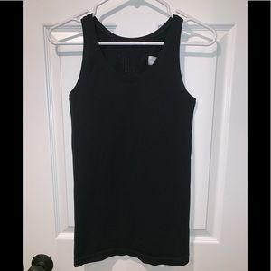 Athleta black tank
